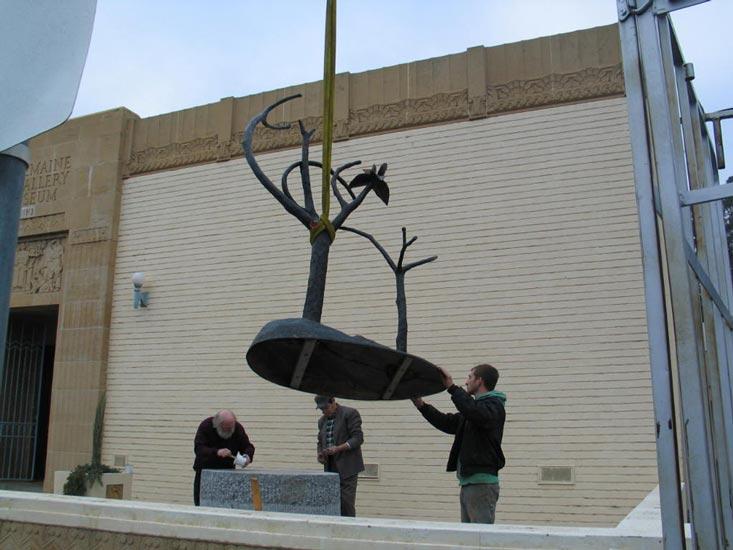 Installation-Dusk